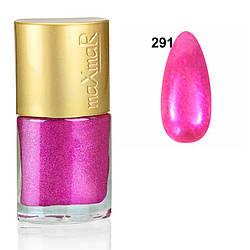 Лак для нігтів Crystal colors maXmaR № 291 9 ml MN-07
