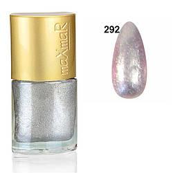 Лак для нігтів Crystal colors maXmaR № 292 9 ml MN-07