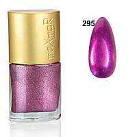 Лак для ногтей Crystal colors maXmaR № 295 9 ml MN-07