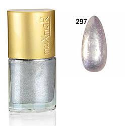 Лак для нігтів Crystal colors maXmaR № 297 9 ml MN-07