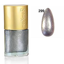 Лак для нігтів Crystal colors maXmaR № 299 9 ml MN-07