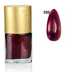 Лак для нігтів Crystal colors maXmaR № 9 300 ml MN-07