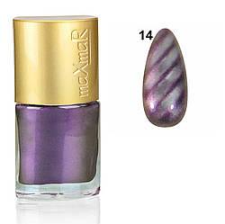 Лак для нігтів Magnetic Field maXmaR № 14 9 ml MN-07