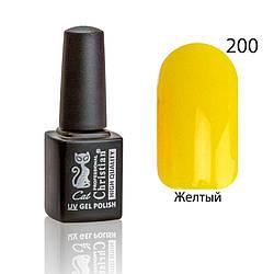 CGP-07HQ Гель-лак № 200 (уп-6шт) 8ml Желтый