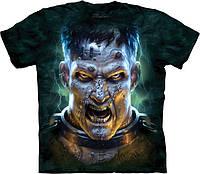 3D футболка The Mountain -  Frankenstein