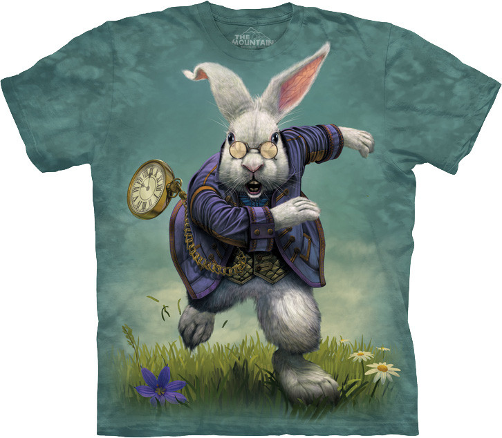 3D футболка The Mountain - White Rabbit 9904a338ca047