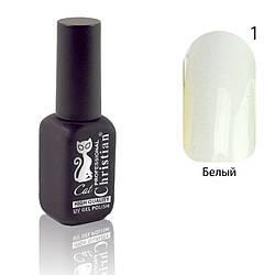 Гель-лак для нігтів Christian № 01 15 ml CGP-10HQ