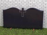 Гранитный памятник двойной, Памятник из гранита, Стела №12