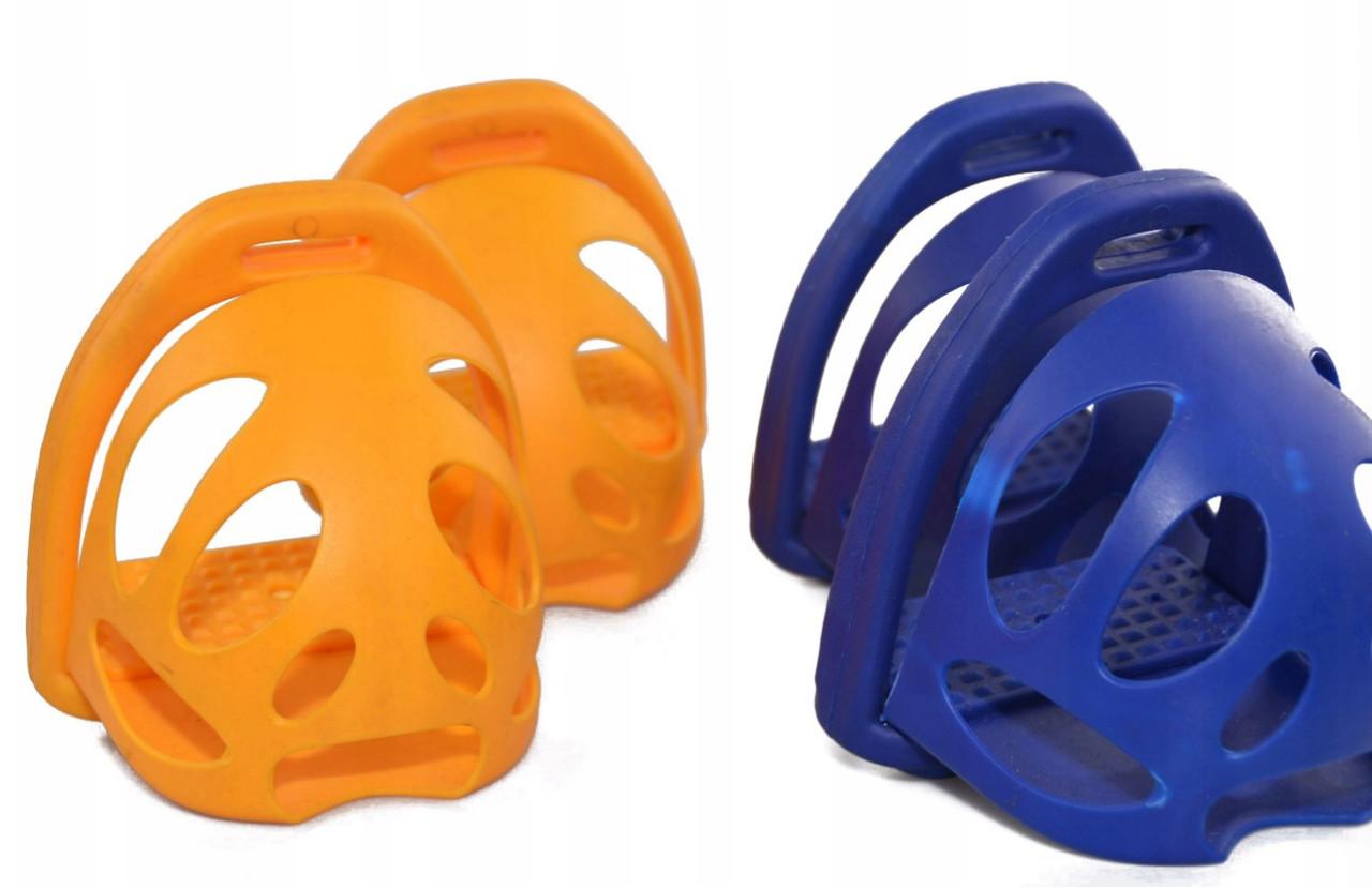 Стремена пластикові з обмежувачем 12 см