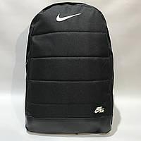 Рюкзак городской спортивный Nike Найк / мужской / черный, фото 1