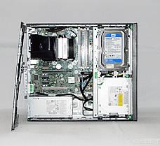 HP 8200 SFF / Intel Сore i3-2100 ( 2(4) ядра по 3.1GHz) / 4GB DDR3 / 250GB HDD, фото 3