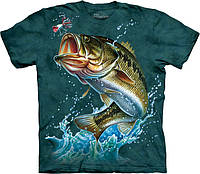 3D футболка The Mountain -  Bass