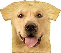 3D футболка The Mountain -  Big Face Golden