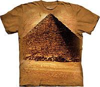 3D футболка The Mountain -  Big Pyramid
