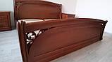 Дерев'яне ліжко Лексус, фото 2