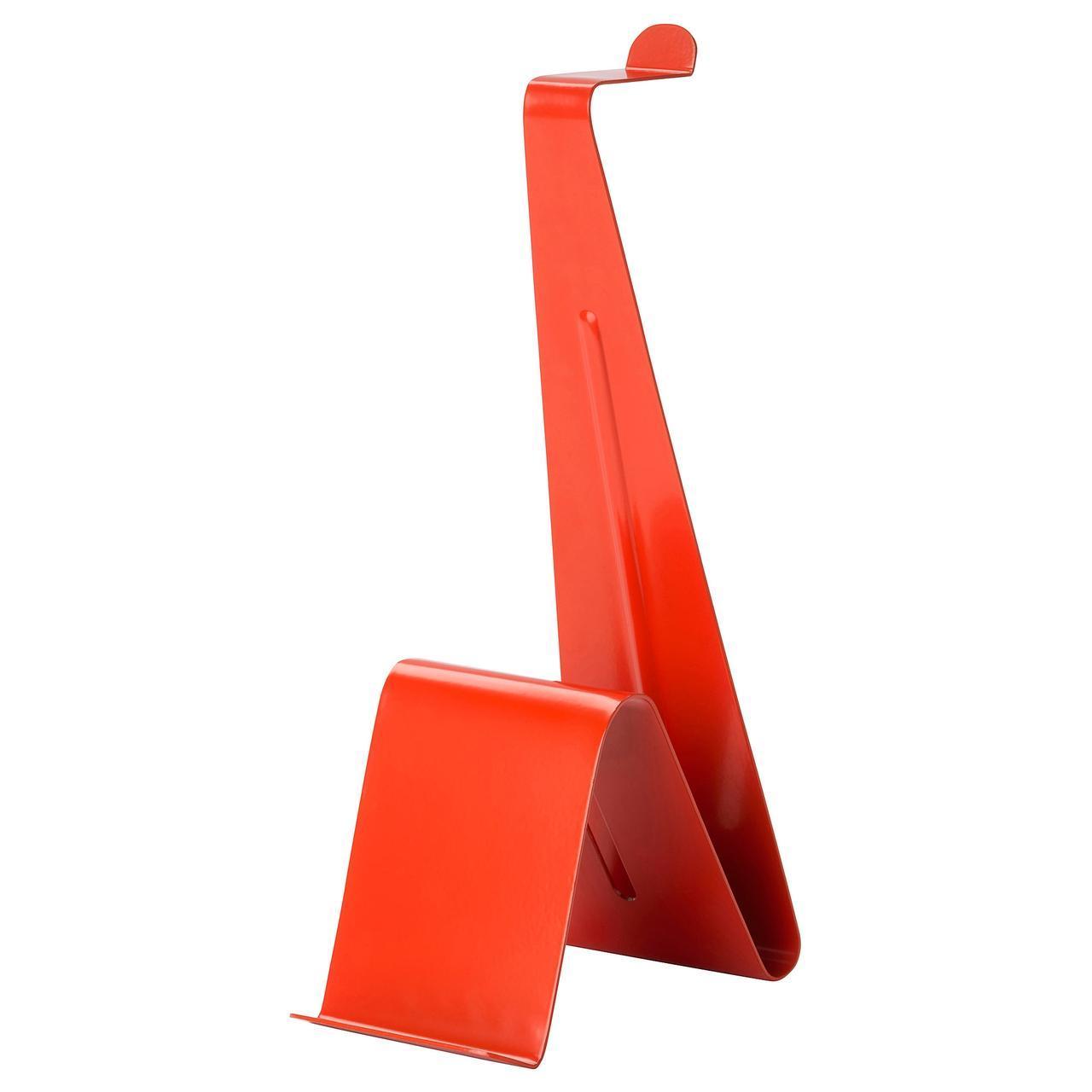 Подставка для таблета/наушников IKEA MÖJLIGHET красная 504.213.95