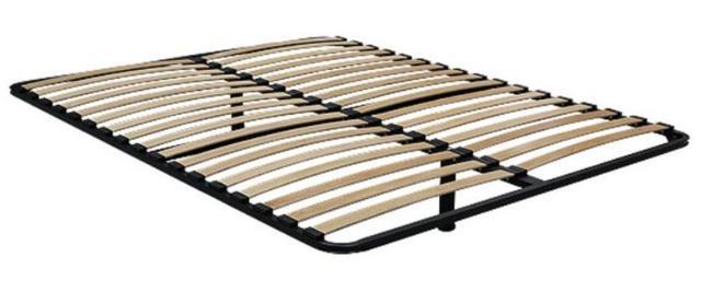 Каркас кровати вкладной XL с центральными ножками (Двуспальный)