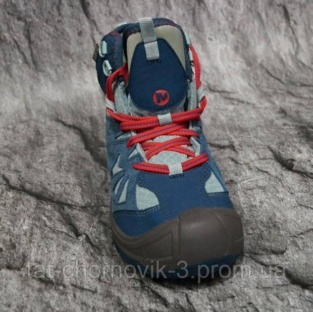 a14769b69 Ботинки Merrell Capra Mid Waterproof - Mops-Shoes - брендовый аутлет обуви  в Тернополе