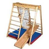 Детский деревянный спорткомплекс Sportbaby «Геркулес»,«Кроха-3» 4 вида