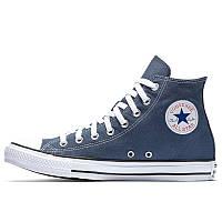 Мужские кеды Converse Chuck Taylor All Star High синие р.39 Акция -50%!
