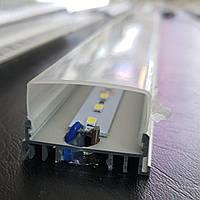Алюминиевый LED профиль ЛСС, фото 1