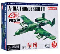 Модель самолета A-10A Thunderbolt ІІ (Удар молнии) , 1:135, 4D Master, фото 1