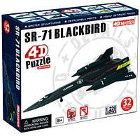 Модель самолета SR-71 Blackbird (Черный дрозд), 1:220, 4D Master, фото 1