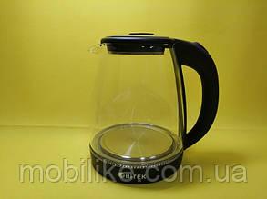 Чайник Bitek BT-3110 Black с LED подсветкой 1.8 Литра 2400W
