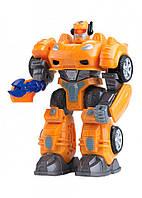 Робот-трансформер М.А.R.S. (желтый), Hap-p-kid