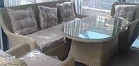 """Набор плетенной мебели """"Jasmin"""" из ротнга , фото 1"""