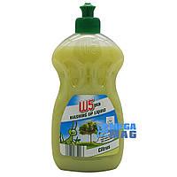 Средство для мытья посуды W5 Eco Citrus 500мл