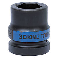 "Головка торцевая ударная шестигранная 1"" 30 мм King Tony 853530M"