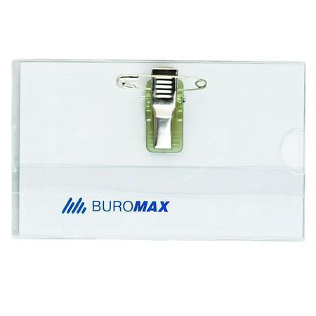 Бейдж горизонтальный BuroMAX BM5401
