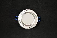 Врезной светильник ZL-2006-3-5W Хром, фото 1