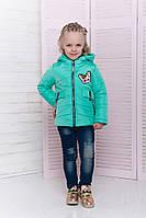 Демисезонная куртка для девочки , фото 1
