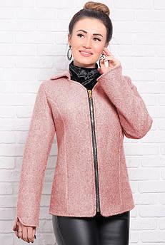 Рожева жіноча куртка Нора.