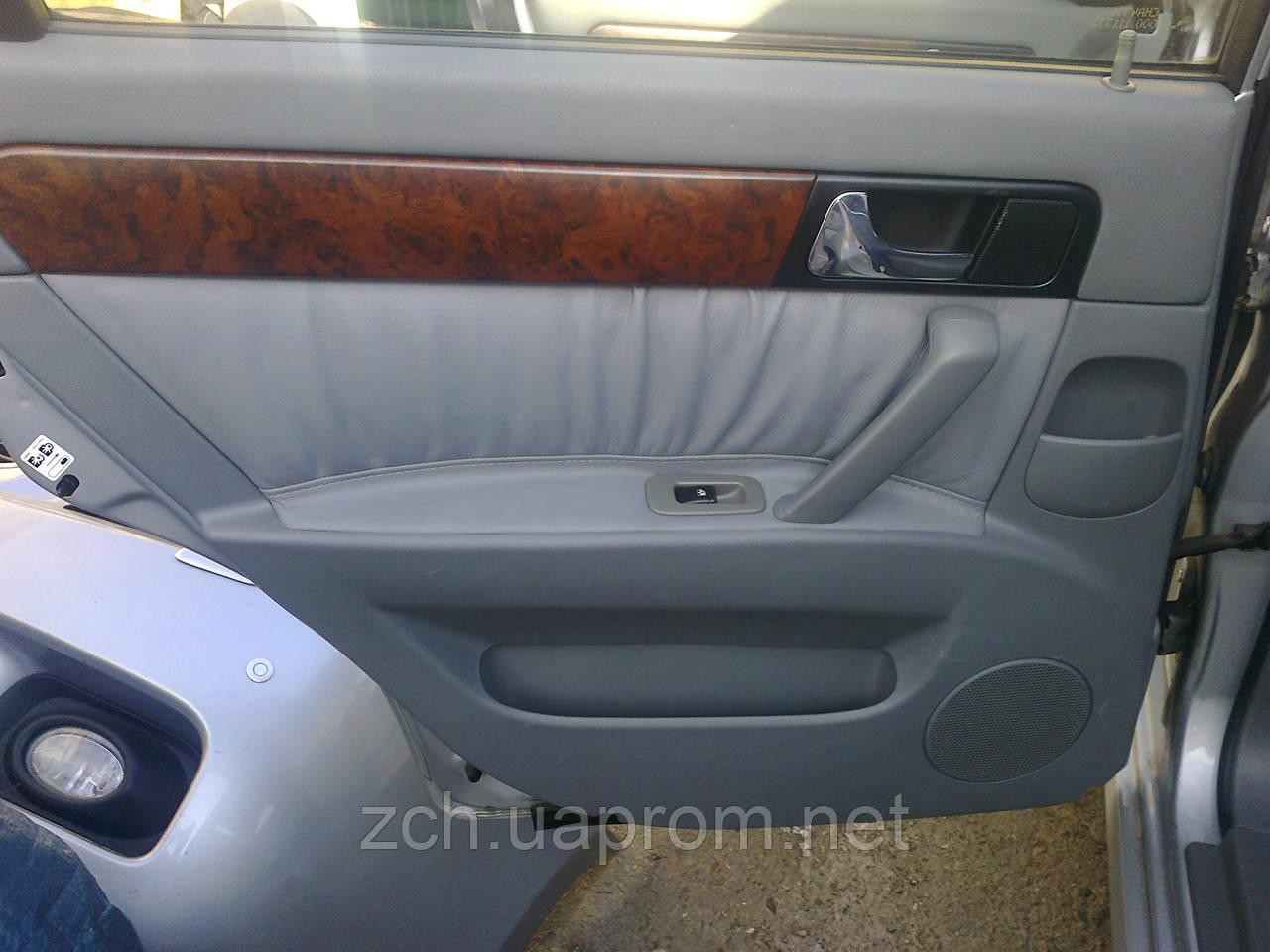Карта двери Chevrolet Lachetti