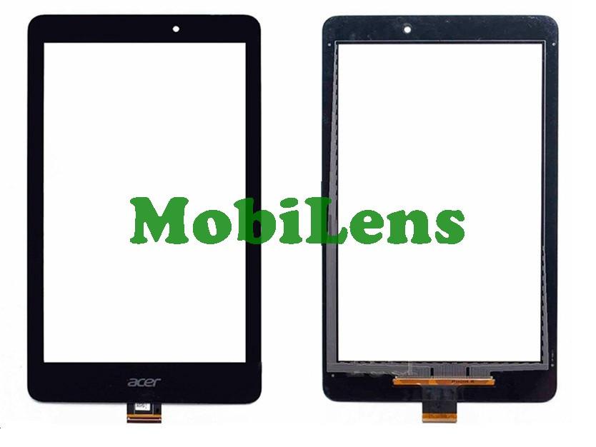 Acer A1-840, A1-840HD, A1-840 FHD, Iconia Tab 8 Тачскрин (сенсор) черный