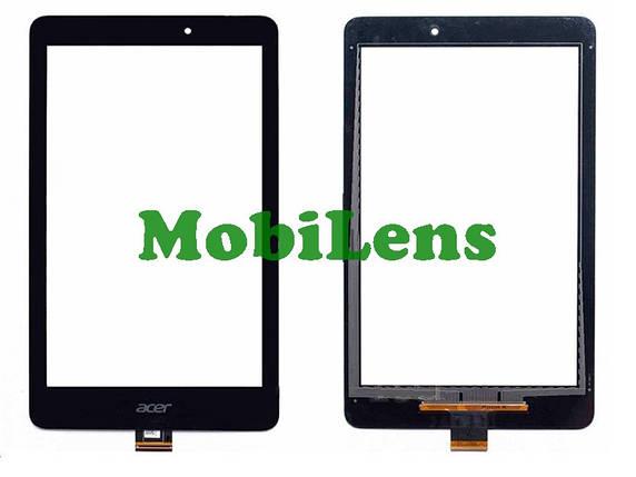 Acer A1-840, A1-840HD, A1-840 FHD, Iconia Tab 8 Тачскрин (сенсор) черный, фото 2