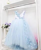 c3f0319a28a Длинное вечернее черное детское платье идеальное для выпускного бала