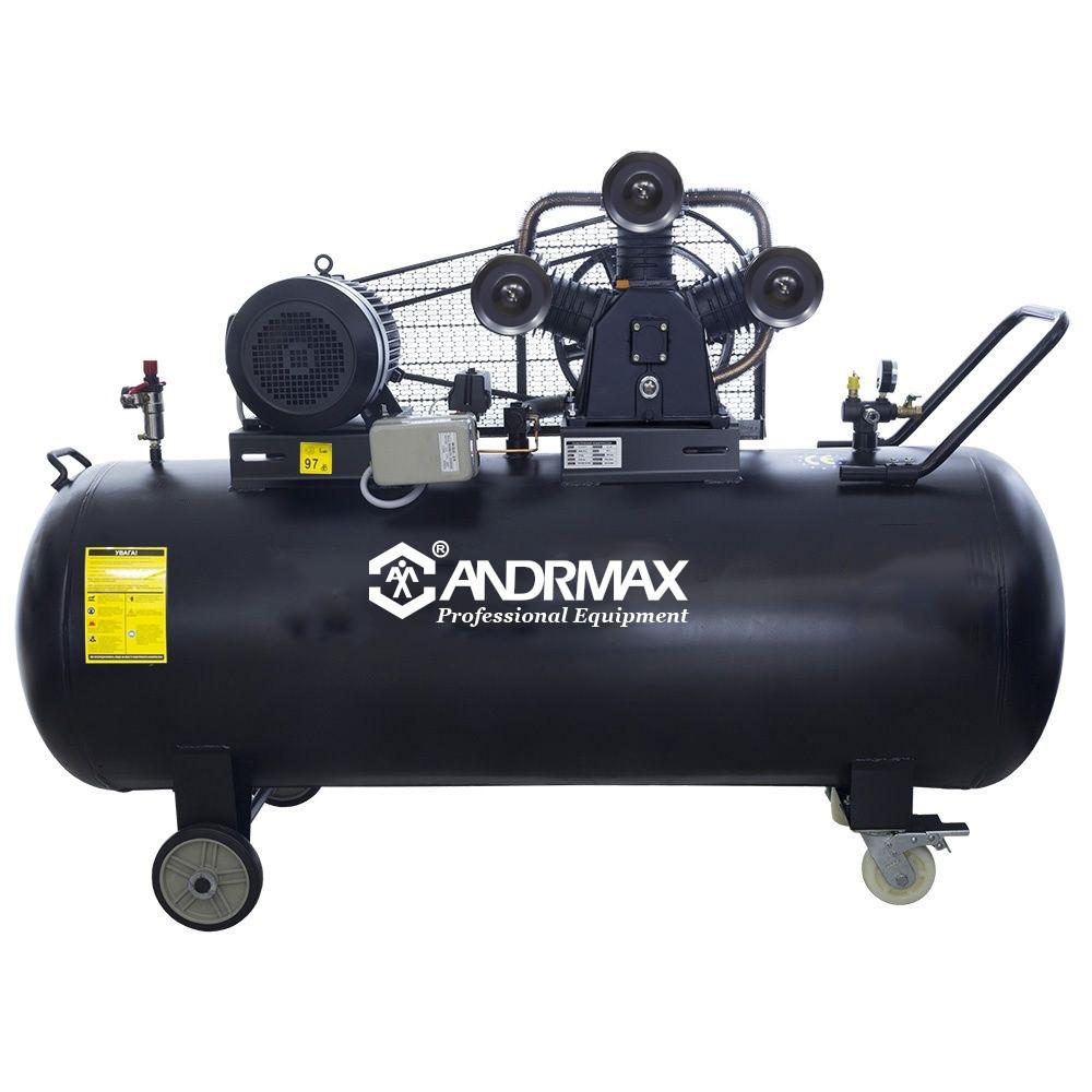 Воздушный компрессор 500 л, 7.5 кВт ANDRMAX