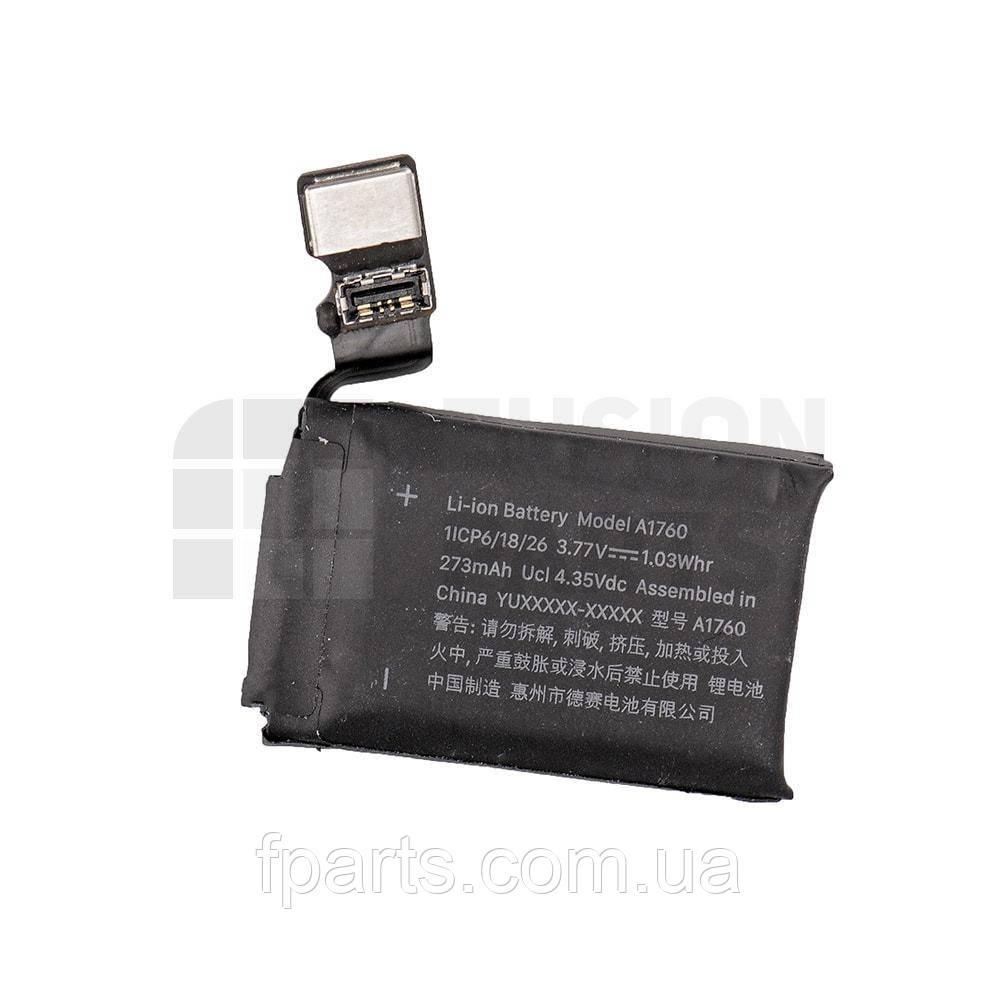 АКБ Apple Watch Series 2 38mm. (A1760) 273mAh Original