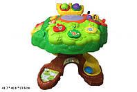 Игровой центр-дерево 91150 (4шт)батар,муз,логика, моторика,в кор.41,7*40,6*37,5см