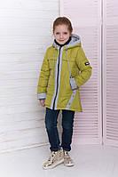 Демисезонная куртка для девочки подростка, фото 1
