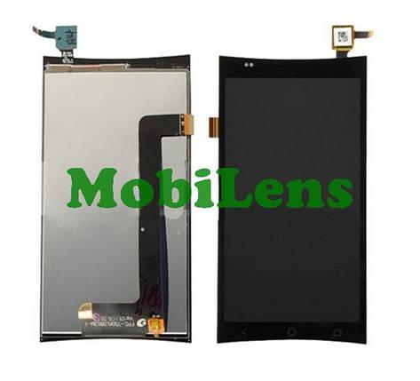 Acer E700, Liquid Дисплей+тачскрин(сенсор) черный, фото 2
