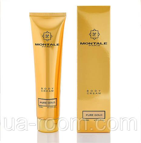 Парфюмированный крем для тела Montale Pure Gold, 150 мл., фото 2