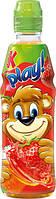 Детский витаминизированный напиток Kubus Play Клубника! Без консервантов и красителей 500мл (Польша)