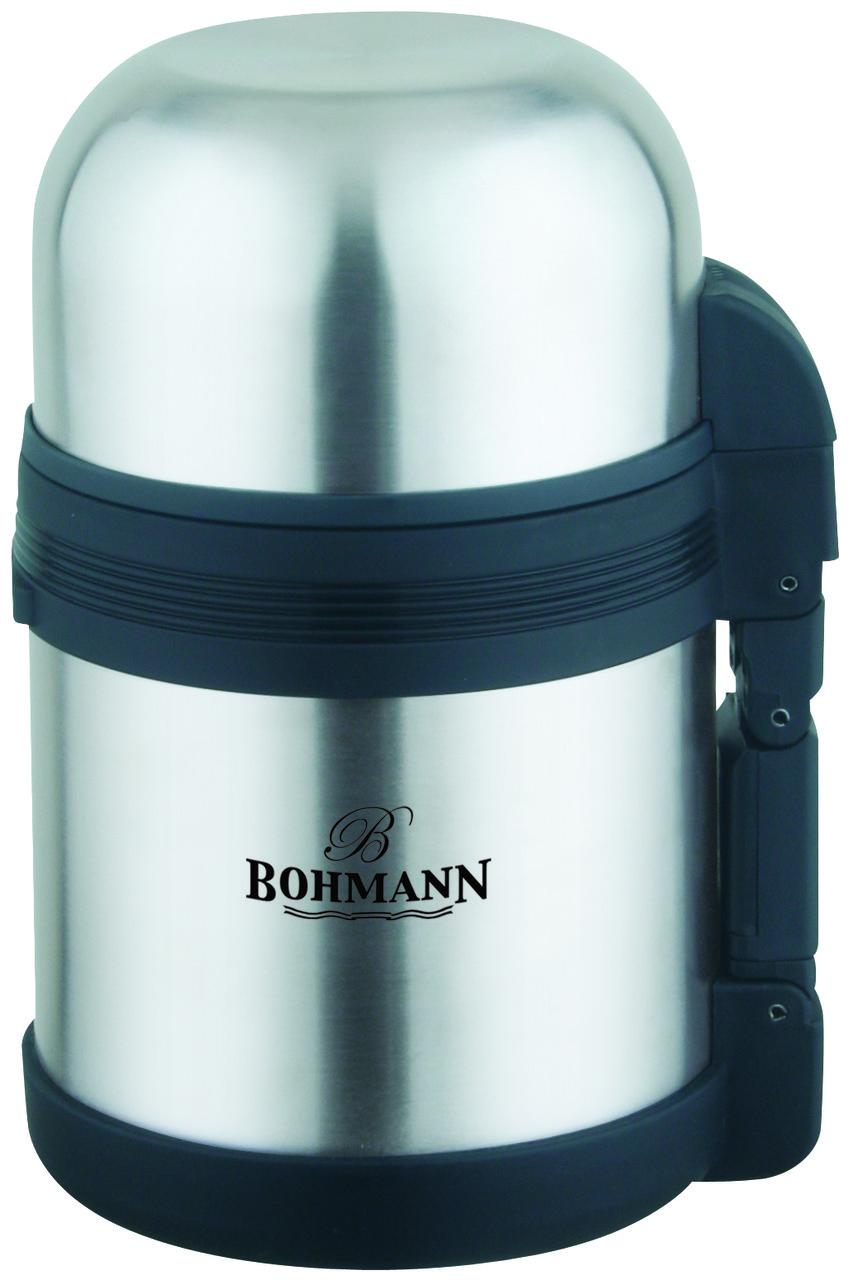 Термос противоударный Bohmann 0,6л. (12 шт)