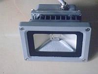 Ультрафіолетовий прожектор 400 нм, 10 Ватт, 12 Вольт, фото 1