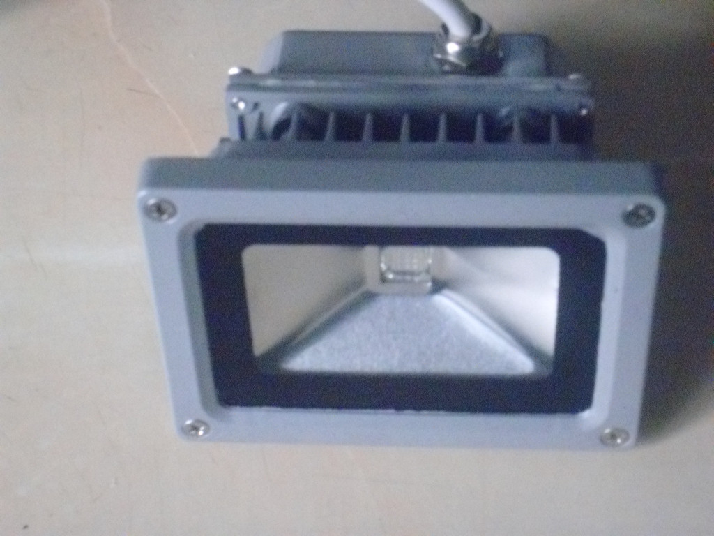 Ультрафиолетовый прожектор УФП-400-220, 400 нм, 10 Ватт, 220 Вольт